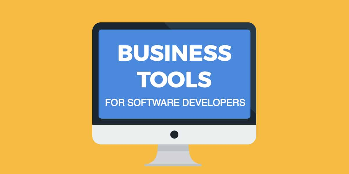 Business Tools for Software Developers