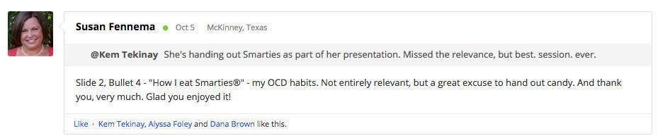 Xojo Forum Comment 1