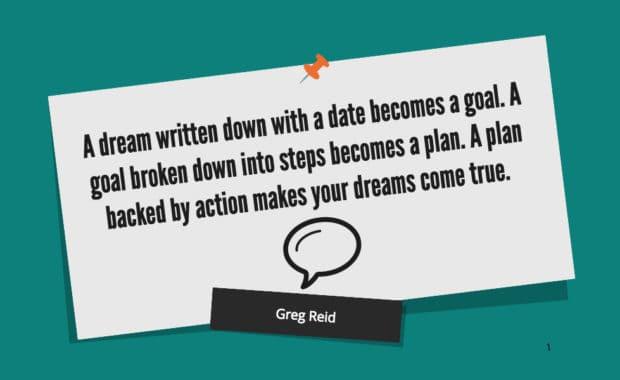 goal setting tactics