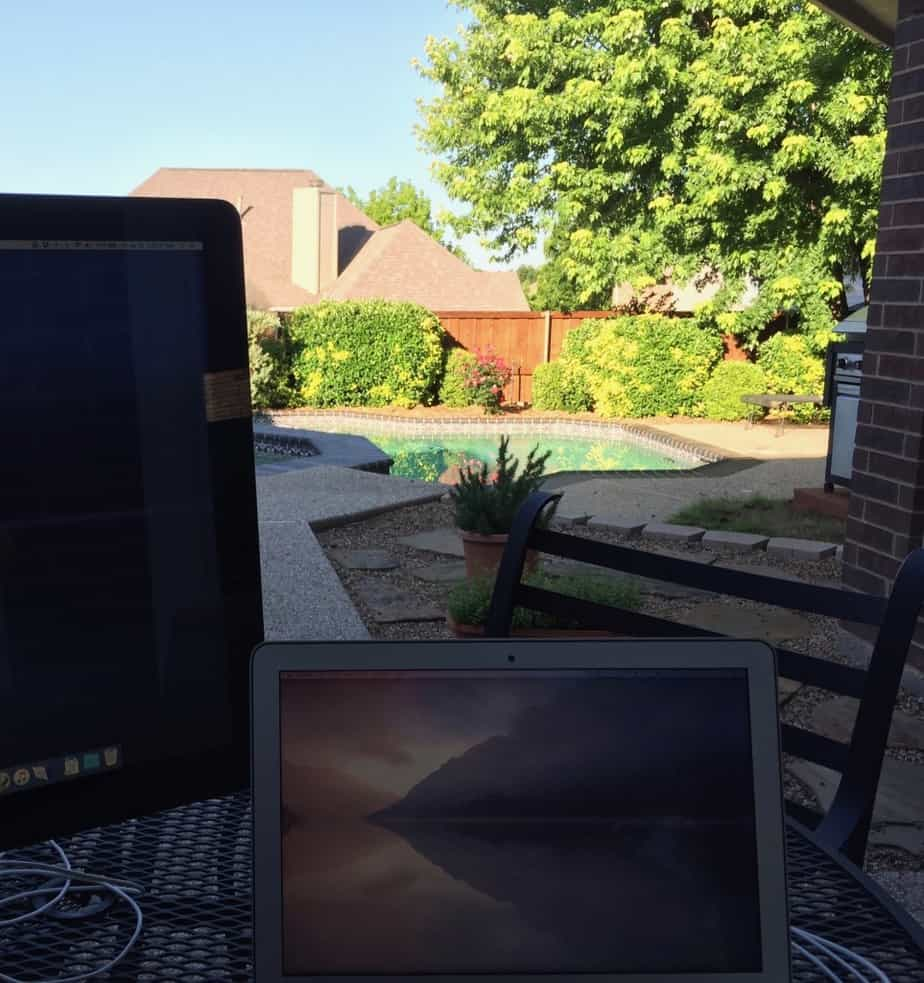 Disaster Recovery in the Backyard