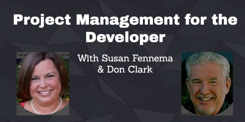 project management for the developer
