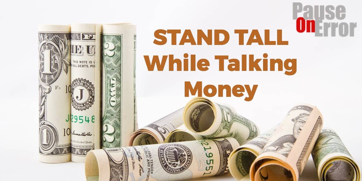 talking money