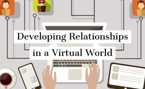 developing relationships