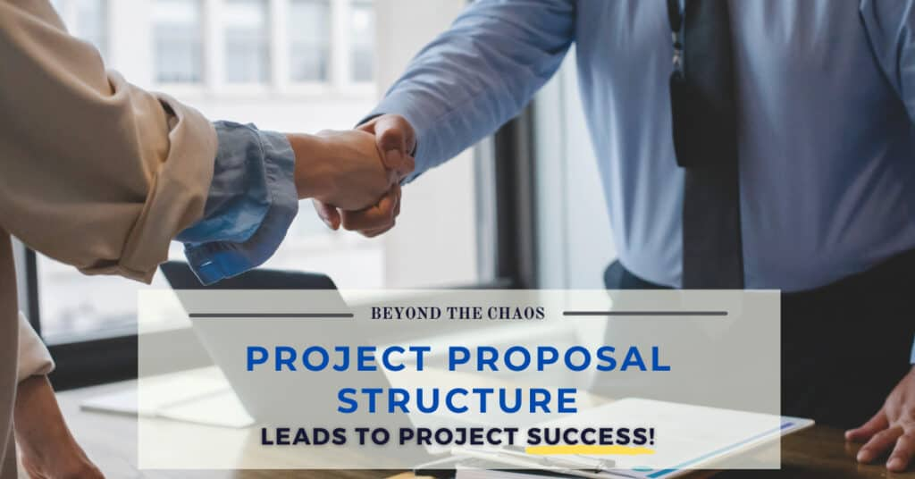 a great proposal starts off a project right